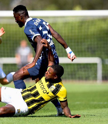 Bazoer krijgt belangrijke rol bij Vitesse, ondanks zijn transferwens