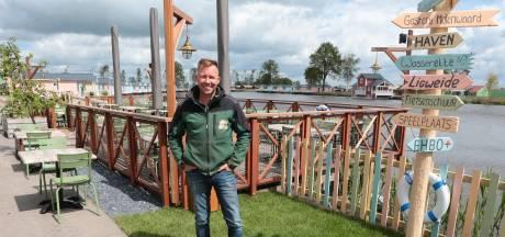 Vakantiepark Molenwaard opent de poort en het is meteen volle bak