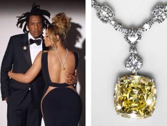Beyoncé draagt als vierde vrouw ooit de Tiffany-diamant: het verhaal achter het erg controversiële juweel