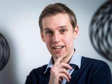 Jonge VVD'er Yalmar gaat voor minder grijs en meer jongeren in de Oldenzaalse politiek