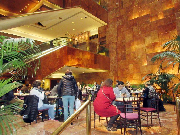 Trump Tower Beeld Beth Harpaz