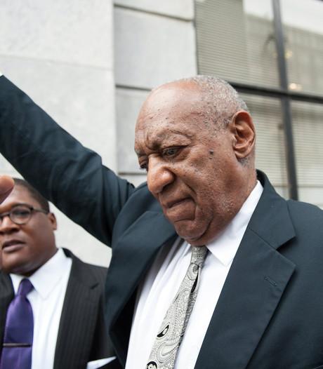 Jury in zaak Bill Cosby in tranen tijdens proces