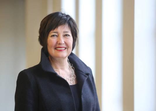 De Haagse onderwijswethouder Saskia Bruines (D66).