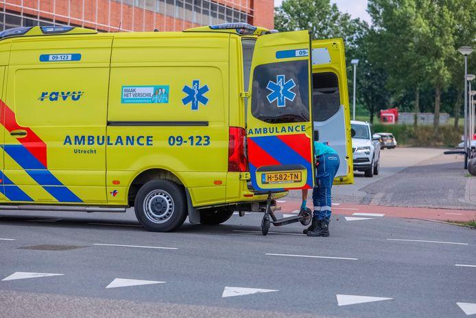 De ambulancepost voor Amersfoort-West verhuist naar de Middelhoefseweg.