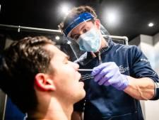 Trappers-fysio: 'Hart sloeg over toen tweede streepje verscheen na coronatest'