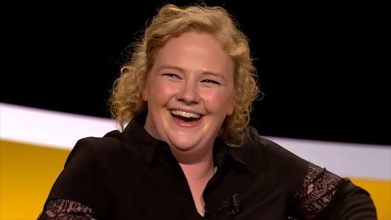 Zo maakt olijke, vrolijke Joke heel Pelt (en de rest van kijkend Vlaanderen) gelukkig
