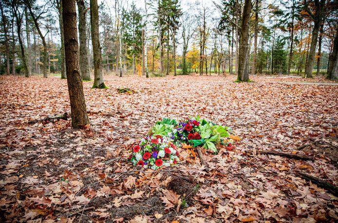 Natuurbegraafplaats Heidepol ten zuiden van nationaal Park De Hoge Veluwe is het paradepaardje van Natuurbegraven Nederland.