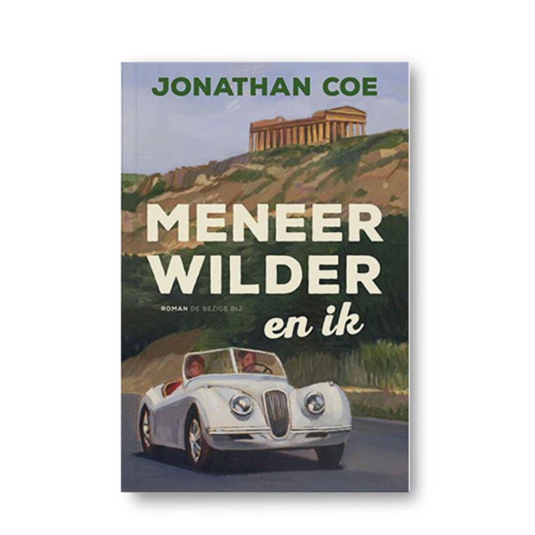 Meneer Wilder en ik - Jonatthan Coe Beeld Uitgeverij De Bezige Bij