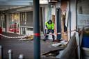 Criminelen gebruiken steeds vaker het flitskruit van illegaal knalvuurwerk om geldautomaten op te blazen. De schade is vaak enorm.