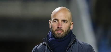 Van der Gaag ziet vertrouwen bij NAC: 'We hielden controle over de wedstrijd'