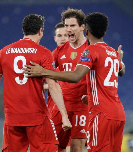 EN DIRECT: le Bayern en démonstration (1-4)