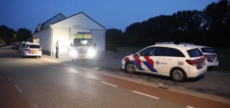 Politie rukt groots uit voor melding steekpartij Steenbergen, maar blijkt ruzie in woning