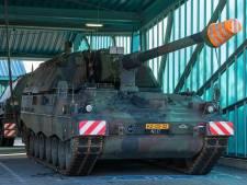 'Veluwse' pantserhouwitsers moeten in Litouwen de Russen afschrikken
