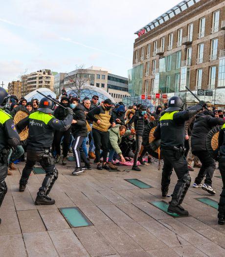 Eindhoven als oorlogsgebied: hoe een illegale demonstratie ontaardde in een ware veldslag