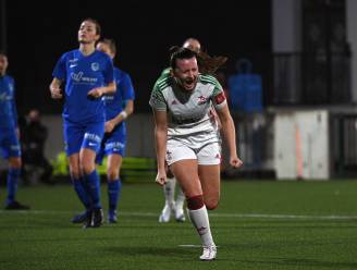 """Hannah Eurlings vindt in zege tegen Club Brugge opnieuw de weg naar doel: """"Belangrijk voor mijn vertrouwen"""""""