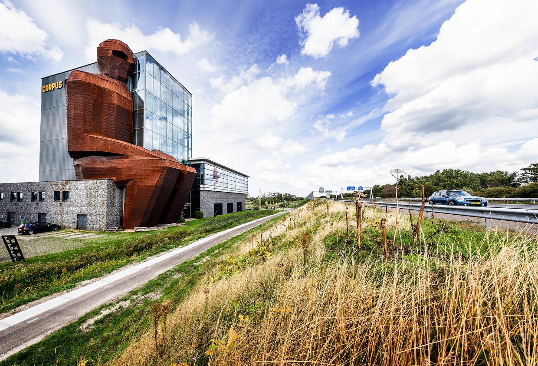 Corpus, het interactieve museum over de mens en het menselijk lichaam.