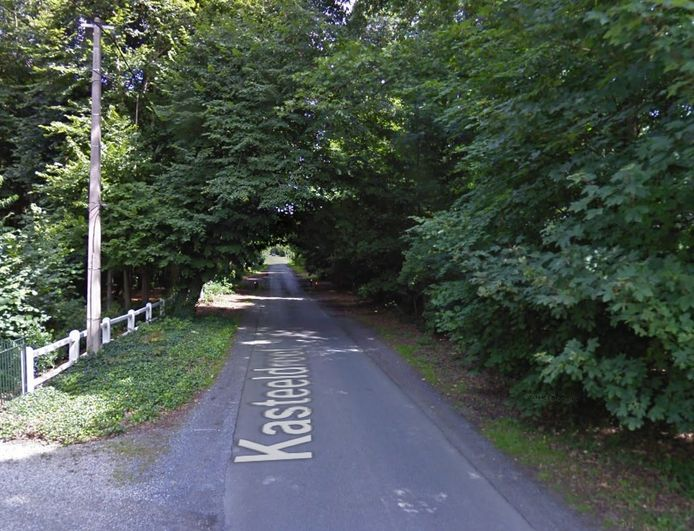 In de Kasteeldreef in Hertsberge worden volgende week werken uitgevoerd.
