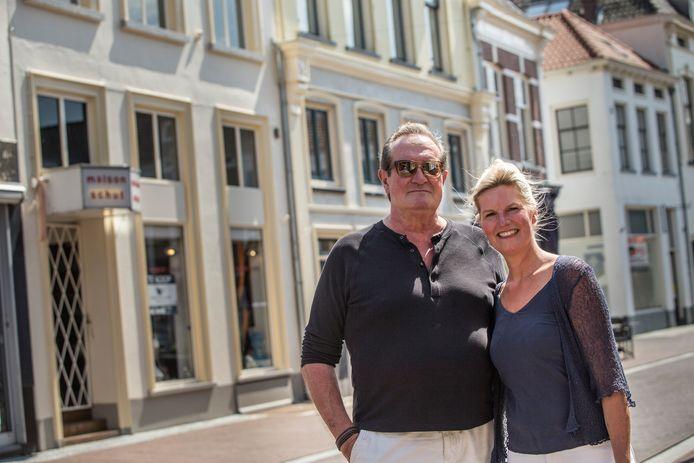 Janneke Veldt en Rob Staphorst van Bistro Marseille hebben via GelreWerkt een hulpkok op proef.