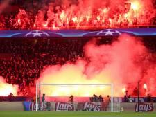 PSG moet deel stadion sluiten na rellen