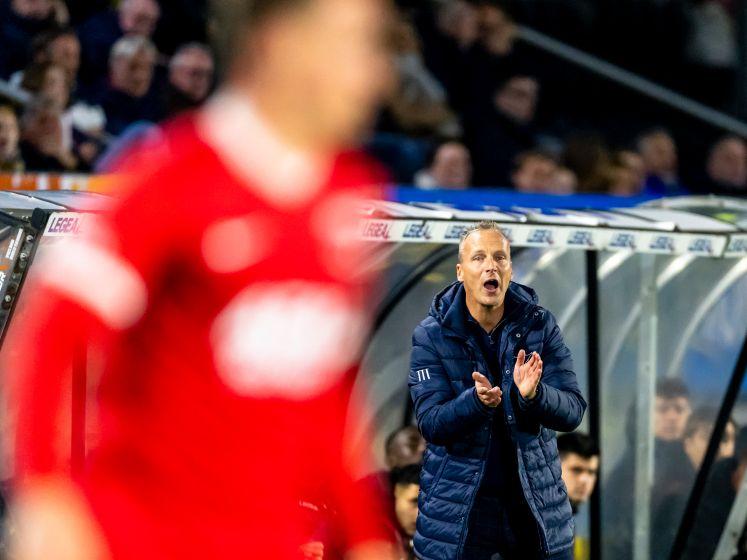 De Graaf houdt een positief gevoel over na thuiswinst: 'We staan als ploeg goed te verdedigen'