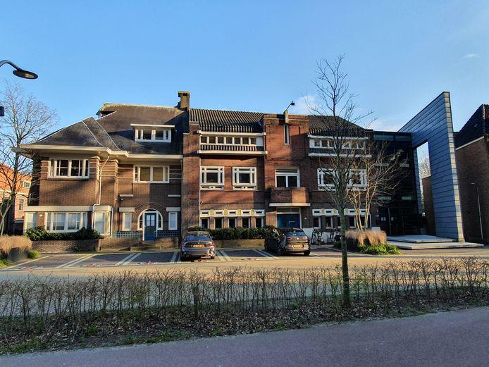 De complete vroegere muziekschool in de Tivolistraat in Tilburg is het nieuwe kantoor van De Beer Accountants en Belastingadviseurs.