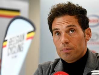 """Exit Rik Verbrugghe, Sven Vanthourenhout is nieuwe wielerbondscoach: """"Tokio en WK zijn grootste doelen"""""""