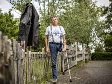 Rijschoolhouder uit Limburg begint inzamelingsactie voor hoger beroep eenbenige Karel uit Albergen