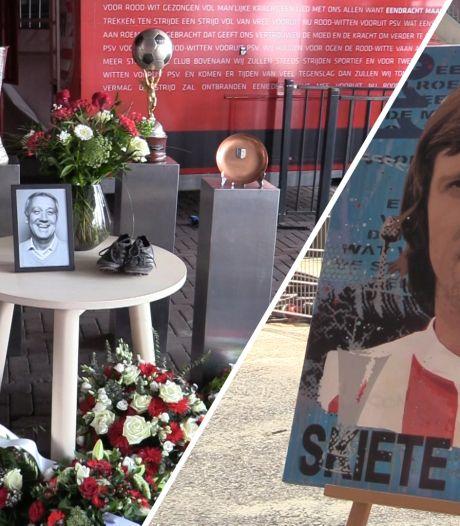 Uitvaart van PSV-icoon Van der Kuijlen zaterdag in het Philips Stadion en online te volgen