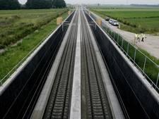 Onderzoek moet lobby tegen spoorboog voor giftreinen extra zetje geven