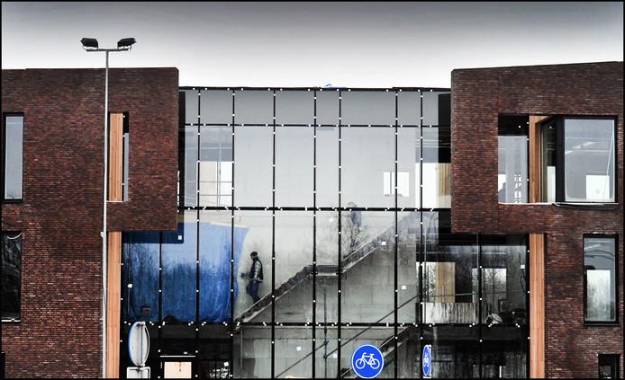 Nieuwbouw kantoor Dichterbij aan de Stiemensweg in Gennep.