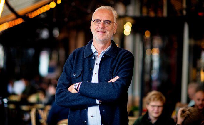 Maarten Hinloopen is uitbater van een aantal horecagelegenheden aan de Grote Markt.
