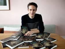 Coen van der Horst uit Eindhoven brengt 'Emma Alden en het Boek der Magiërs' uit: 'Wilde altijd al kinderboek schrijven'