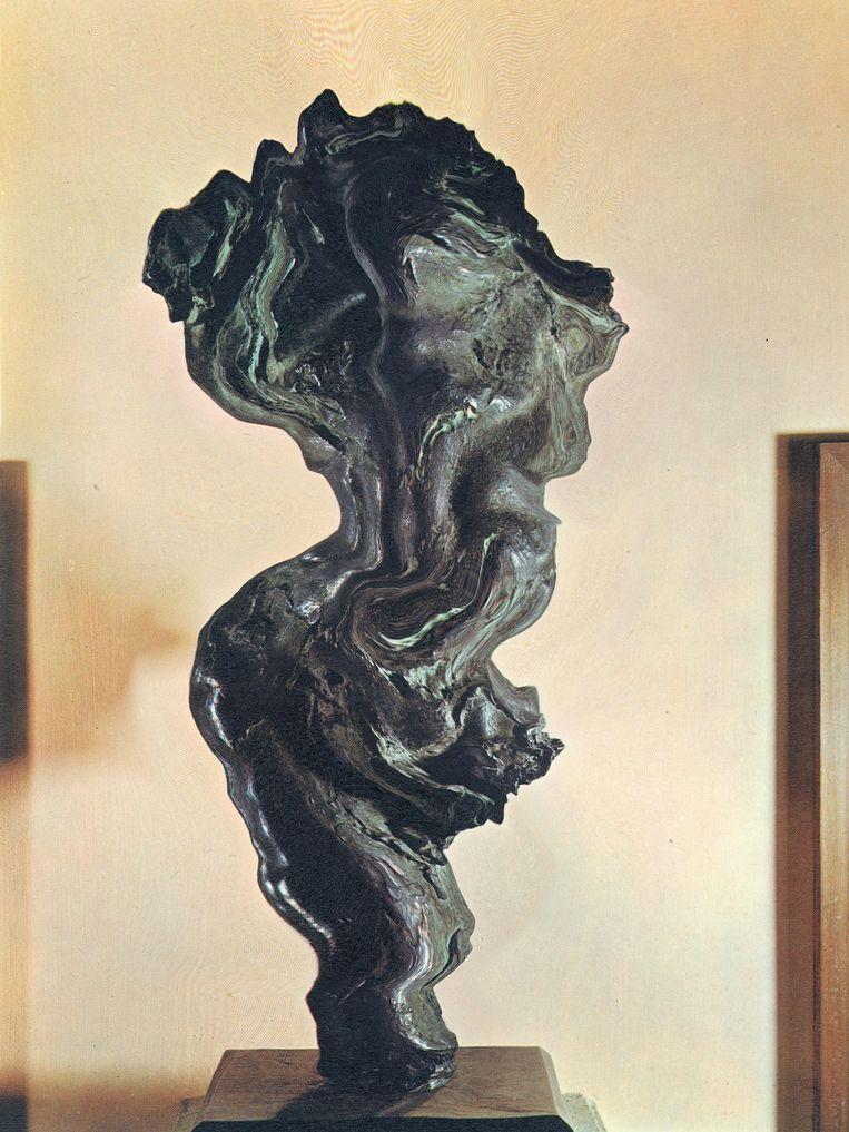 Skulptura. Tot 22/6, The Ravestijn Gallery, Westerdok 824.  Beeld Koen Hauser