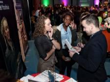 Beroepenbeurs Roosendaal: 'Geen slap handje geven'