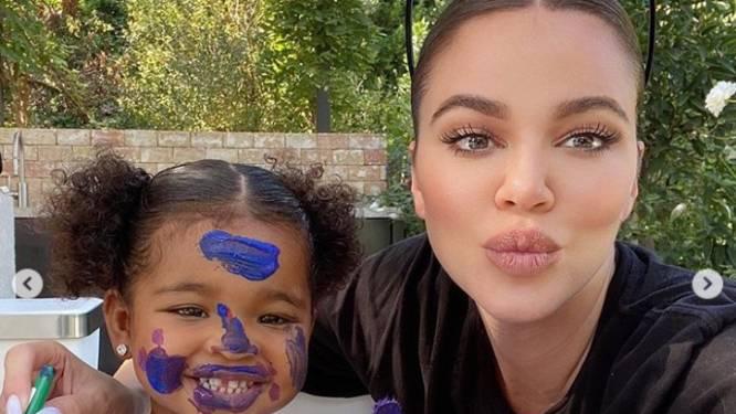 """Khloé Kardashian maakt prioriteit van tweede kindje: """"True heeft speelkameraadje nodig"""""""