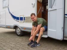 Addie uit Best loopt 500 kilometer hard voor overleden vader: 'Het rennen hielp en helpt me nog steeds om het verlies te verwerken'