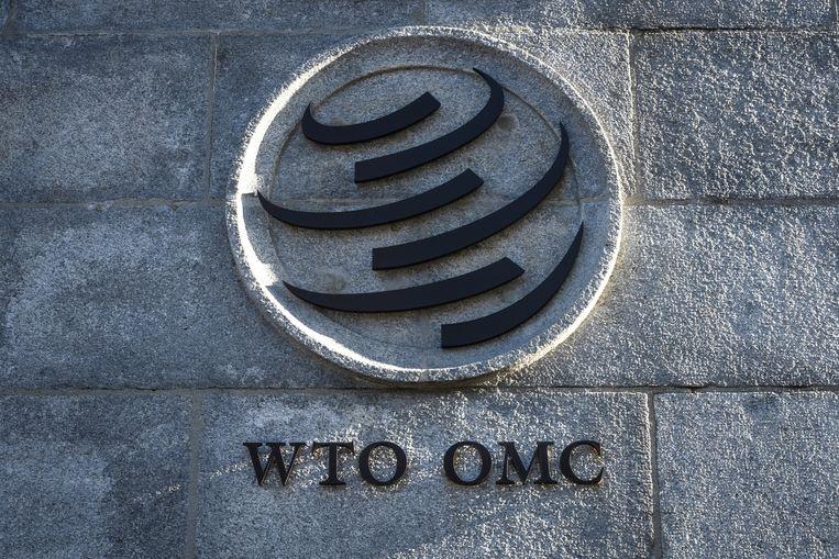 In 1995 werd in Genève de WTO opgericht, die toeziet op naleving van handelsafspraken. Inmiddels heeft de organisatie 164 leden. Beeld AFP