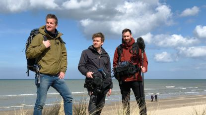 """Arnout Hauben scoort ook in Nederland met 'Rond de Noordzee': """"Accuut verliefd op Arnout"""""""