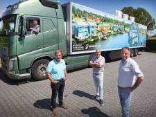 Het Land van Maas en Waal gaat vanaf nu heel Europa door: 'Voor mezelf is het ook een stukje reclame'