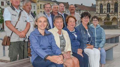 Jozef Snauwaert is de nieuwe voorzitter van vzw Oudenaarde en Zustersteden