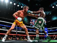 Pas de KO, pas de vainqueur: le combat entre Mayweather et Logan Paul ne restera pas dans les annales