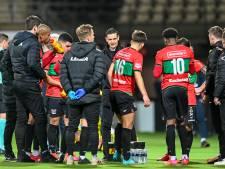 NEC-trainer Meijer: 'Mijn nieuwe contract zorgt voor rust binnen de club'