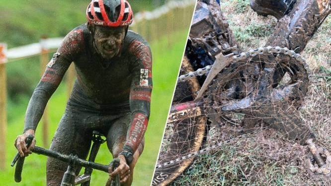 """""""Benieuwd wie hiervoor klacht indiende"""": commotie na fietswissel Michael Vanthourenhout blijft uiteindelijk zonder gevolg"""