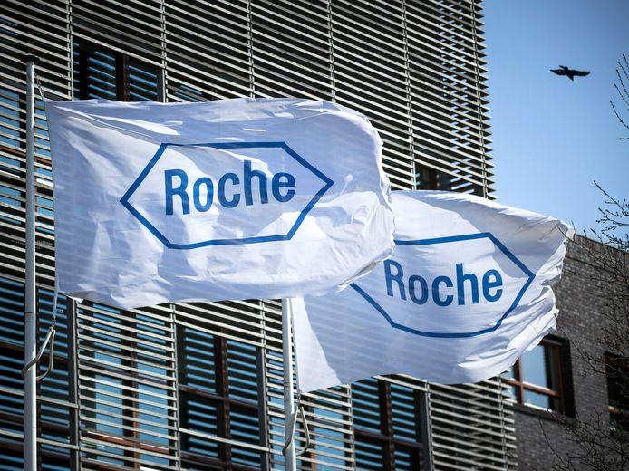 Pand van het Roche in Woerden.