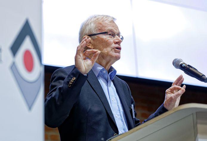 Leo Bisschops is voorzitter van KBO Brabant.