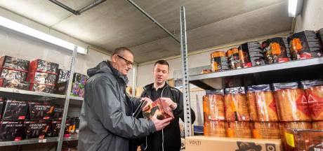 Handelaar Olaf pleit vurig voor uitstel lokaal vuurwerkverbod in Arnhem met zeker een jaar