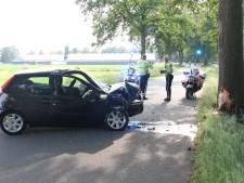 Gewonde bij eenzijdig verkeersongeval in Luttenberg