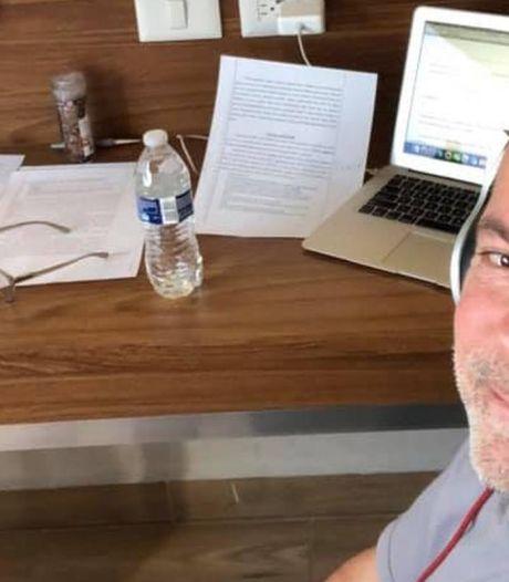 Nederlandse vader (58) gevangen in Texas na wilde tocht door Mexicaanse woestijn: 'Hij is bijna verzopen'