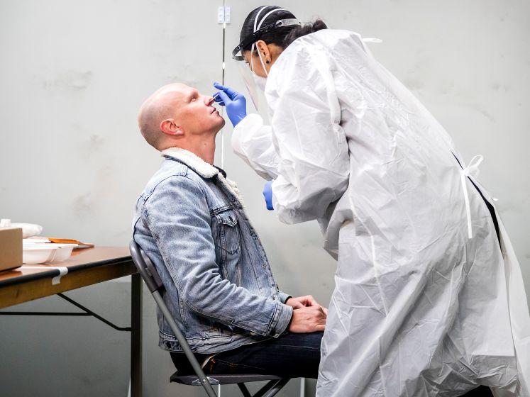Eerste uitbraak Zuid-Afrikaanse coronavariant in Nederland, fysiopraktijk Gorinchem dicht