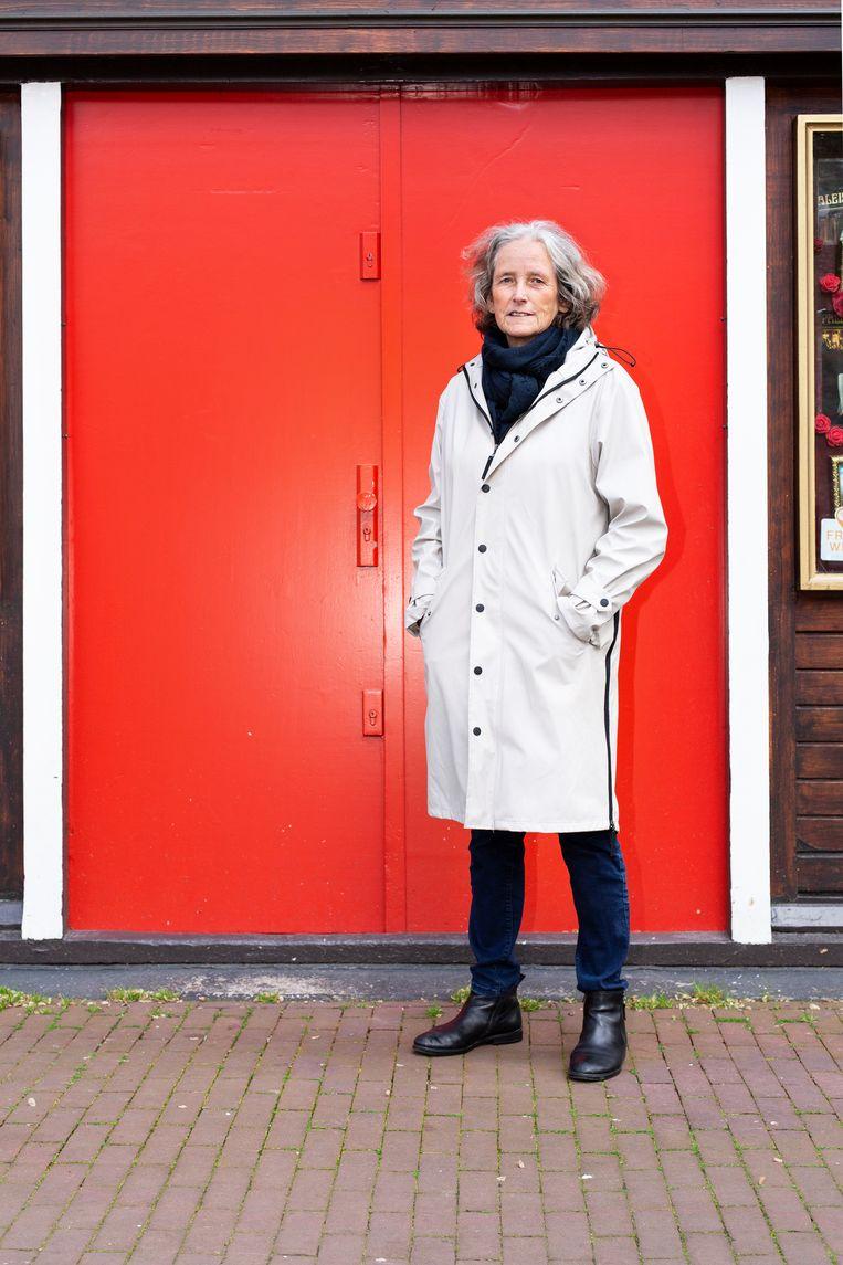 Aki Herlyn: 'Ik probeerde wat licht te verschaffen in hun donkere leven.' Beeld Susanne Stange